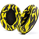 WC Wicked Cushions Upgraded Replacement Earpads Compatible with ATH M50X, Audio Technica M40X, M50XBT, HyperX Cloud & Cloud 2