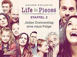 Life in Pieces - Staffel 2 [dt./OV]