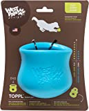 West Paw Design Zogoflex® Toppl Interactive Treat Dispensing Dog Toy