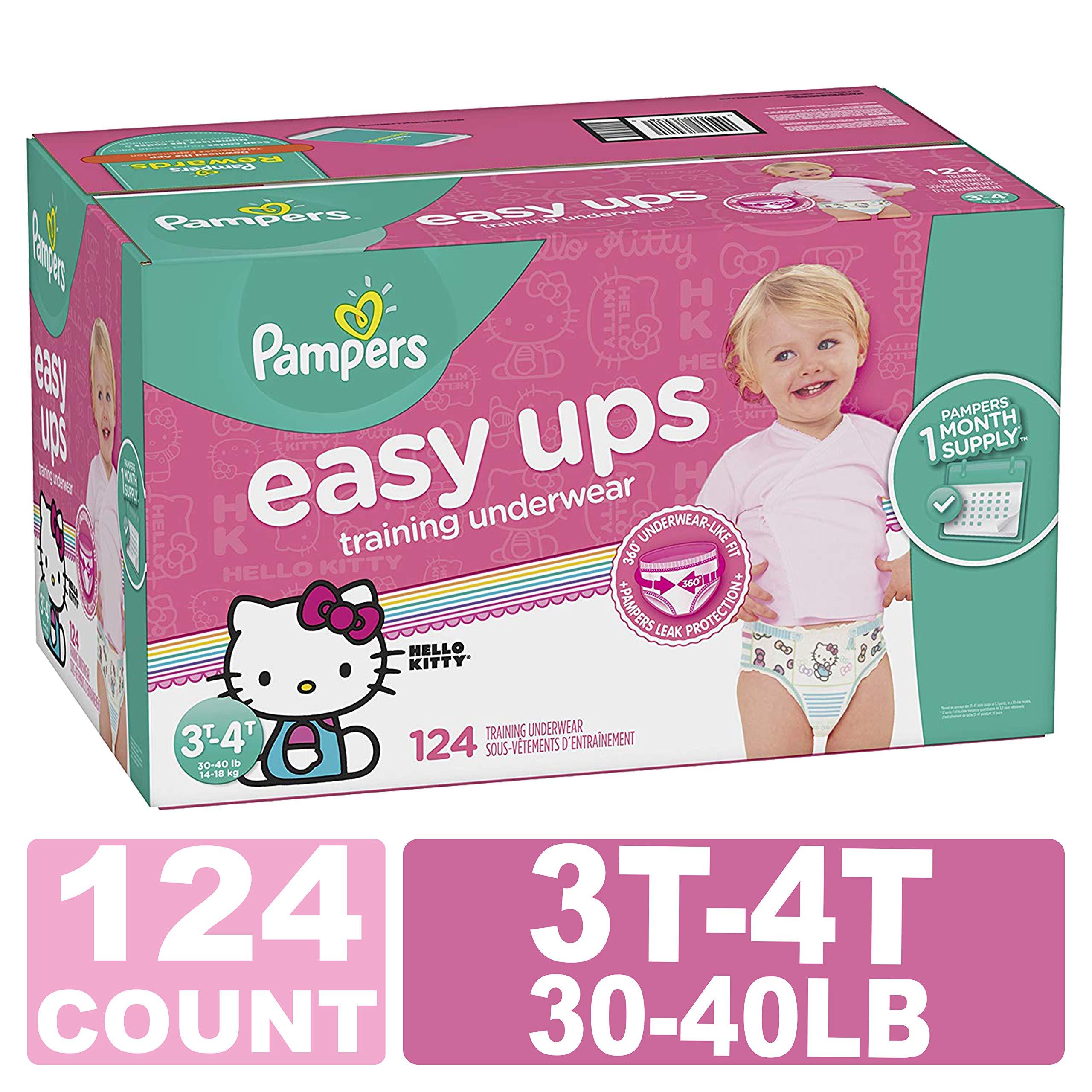 Amazon Com Pull Ups Night Time 3t 4t 32 40 Lb 60 Ct
