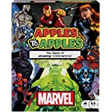 Apples to Apples: Marvel Edition Board Game of Amazing Combinations for 4 to 8 Players Ages 12 Years & Older, Gift for Kid, A