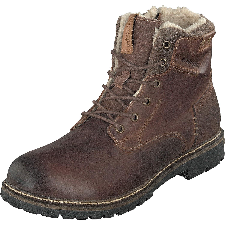 low priced a4ffa 61f8c Dockers Herren Schuhe Winter Boots Stiefel 41BN108-180380 in ...