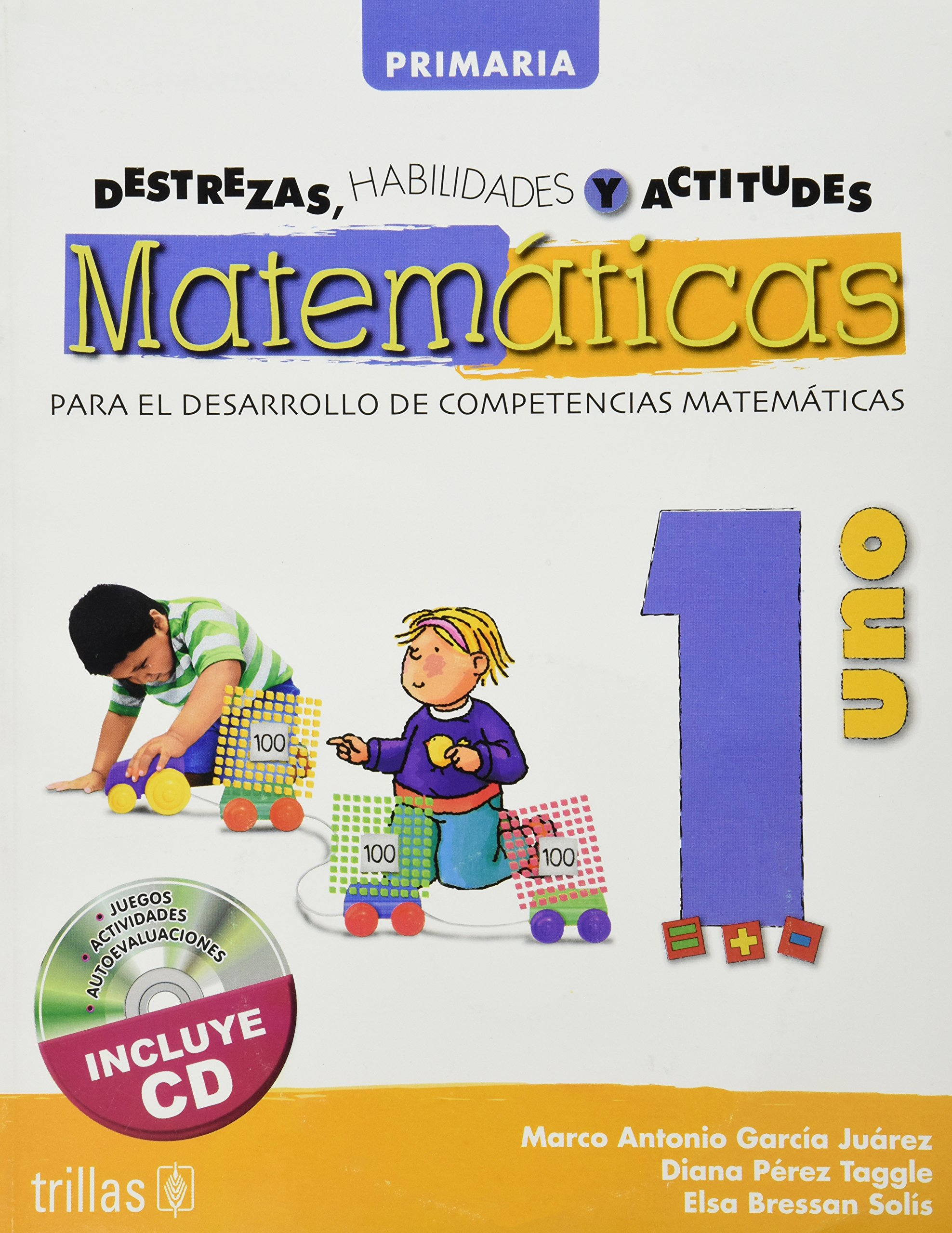 Destrezas, habilidades y actitudes matematicas / Math Skills, Abilities and Attitudes: Para el desarrollo de competencias matematicas / For the Development of Mathematical Skills (Spanish Edition) pdf epub