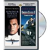 Under Siege / Under Siege 2: Dark Territory (Double Feature) // Cuirassé en péril / Express en péril (Programme Double) (Bilingual)