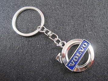 ETMA lla001-33 Llavero de Metal Volvo Color: Amazon.es ...