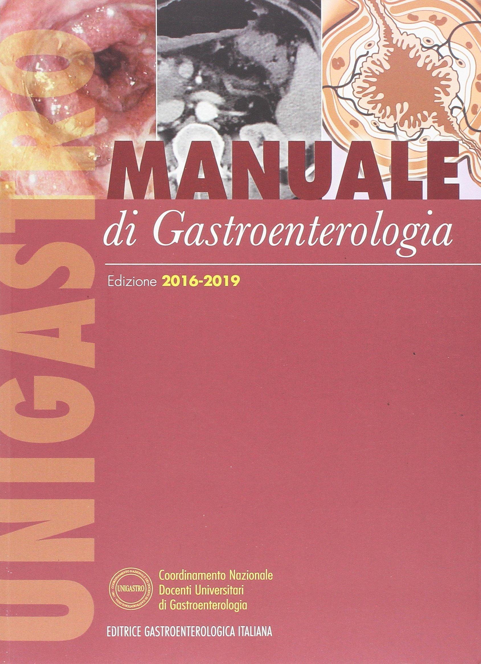 manuale di gastroenterologia 20162019