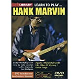 Learn to Play Hank Marvin V1 [Import anglais]