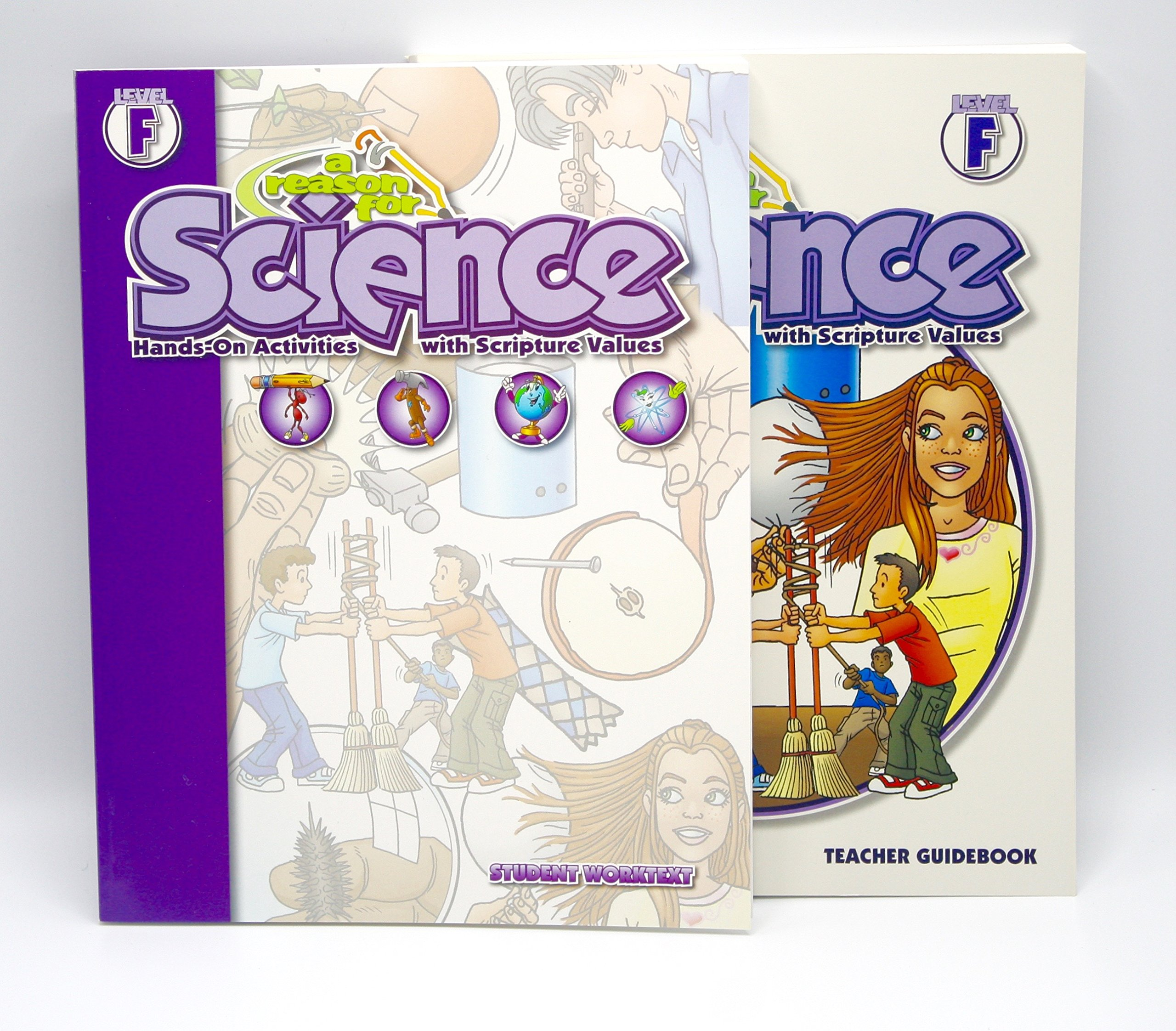 A Reason For Science Homeschool Pack Level F