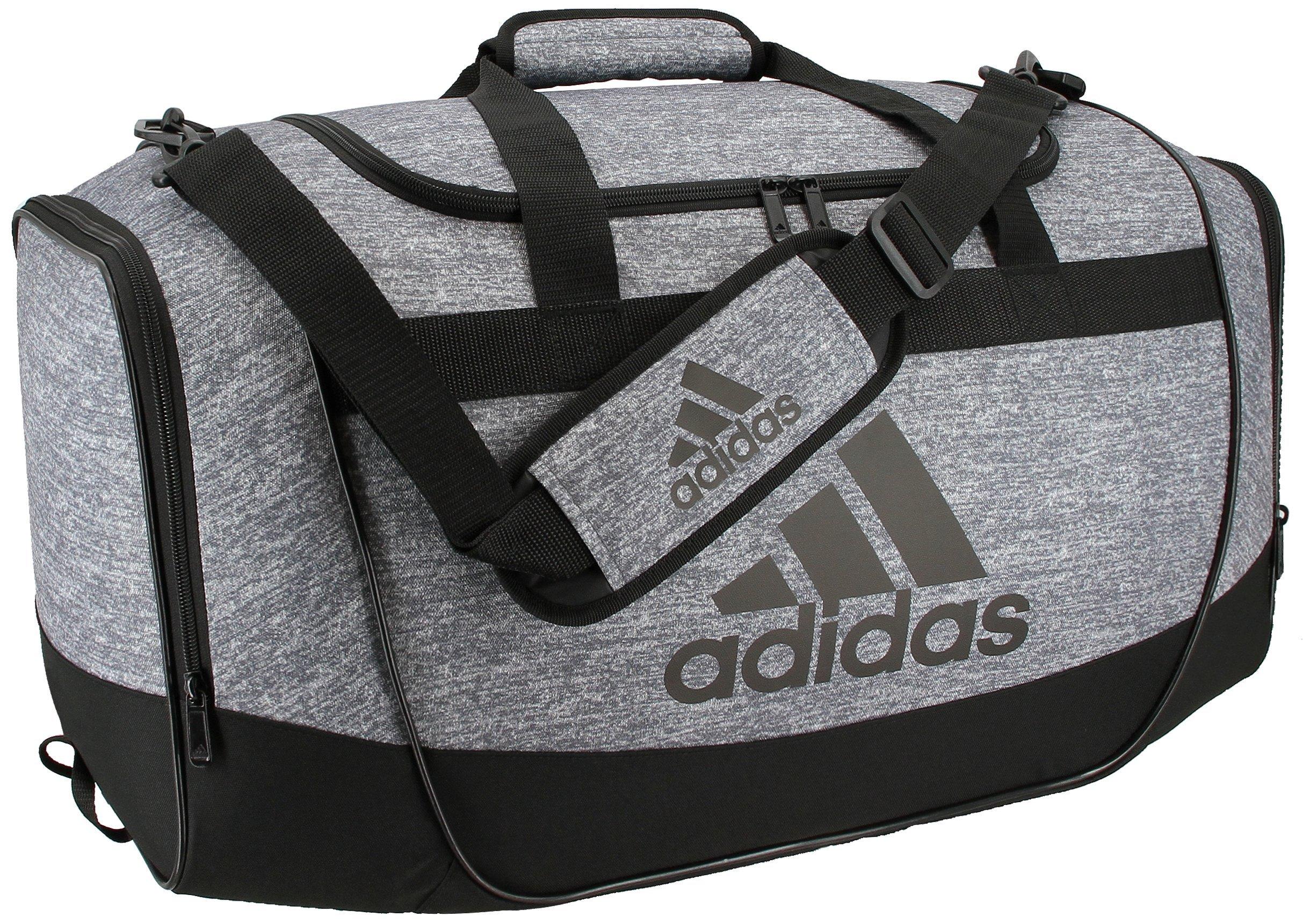 Galleon - Adidas Defender II Medium Duffel Bag 4366fcd93b93e