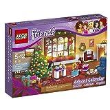 LEGO Friends 41131 Advent Calendar Building Kit (218-Piece)