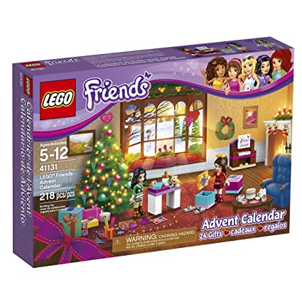 Amazon Lego Friends 41131 Advent Calendar Building Kit 218