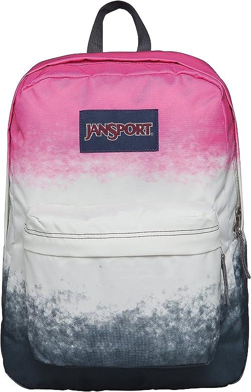 JanSport SuperBreak, Multi Pink Ombre One Size