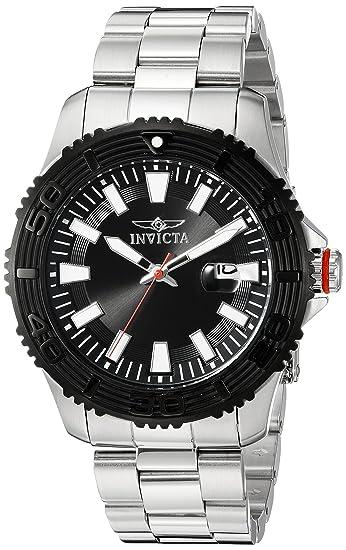 Invicta Pro Diver Reloj de hombre cuarzo correa y caja de acero 22405