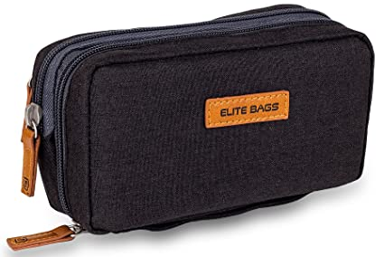Bolsas para diabéticos de Elite, varioscolores, conaplicador, color negro