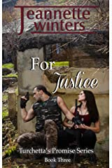 For Justice (Turchetta's Promise Book 3) Kindle Edition