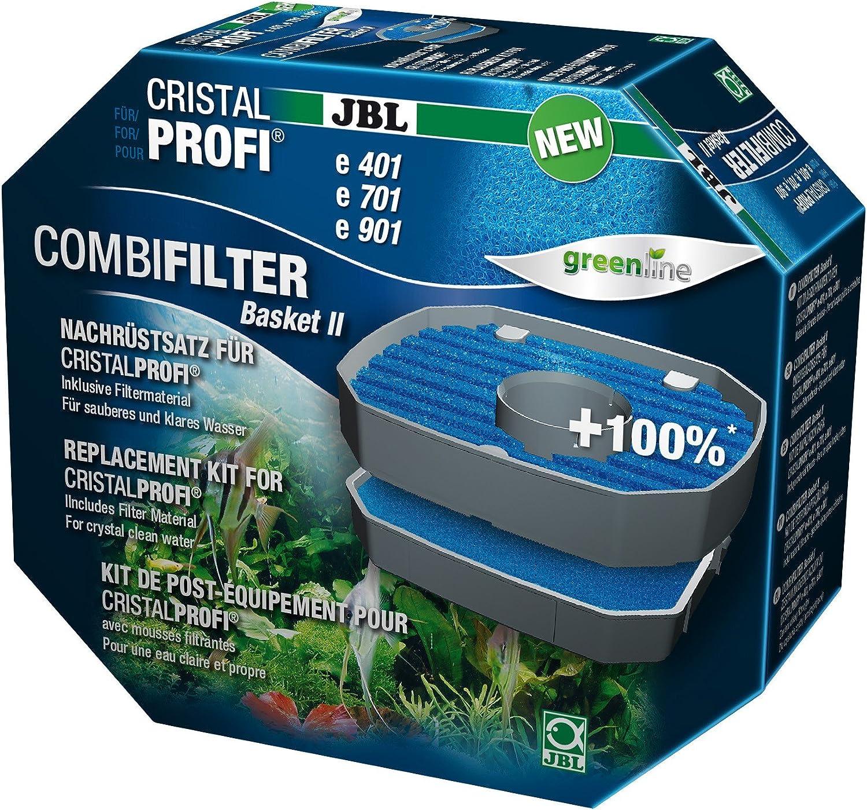 JBL CristalProfi 6029300 - Filtro Combinado para aspiradora (E4/7/901.2)