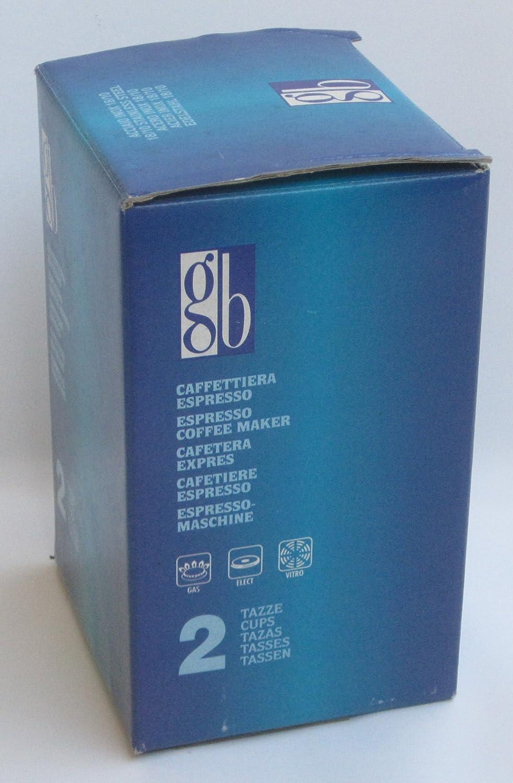 Amazon.com: GB: Mia 2-cups Diseñado por Guido bergna ...