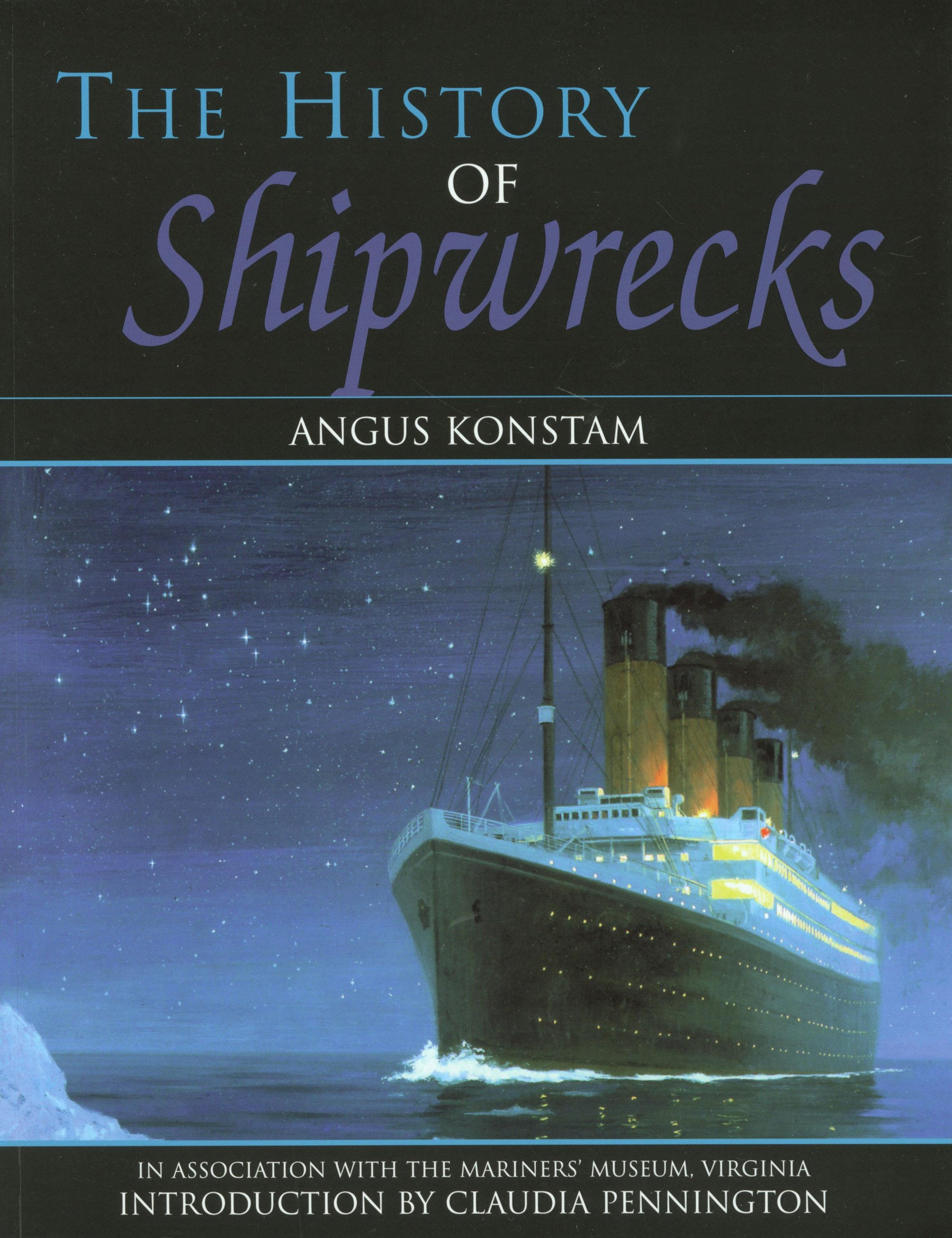 History of Shipwrecks ebook
