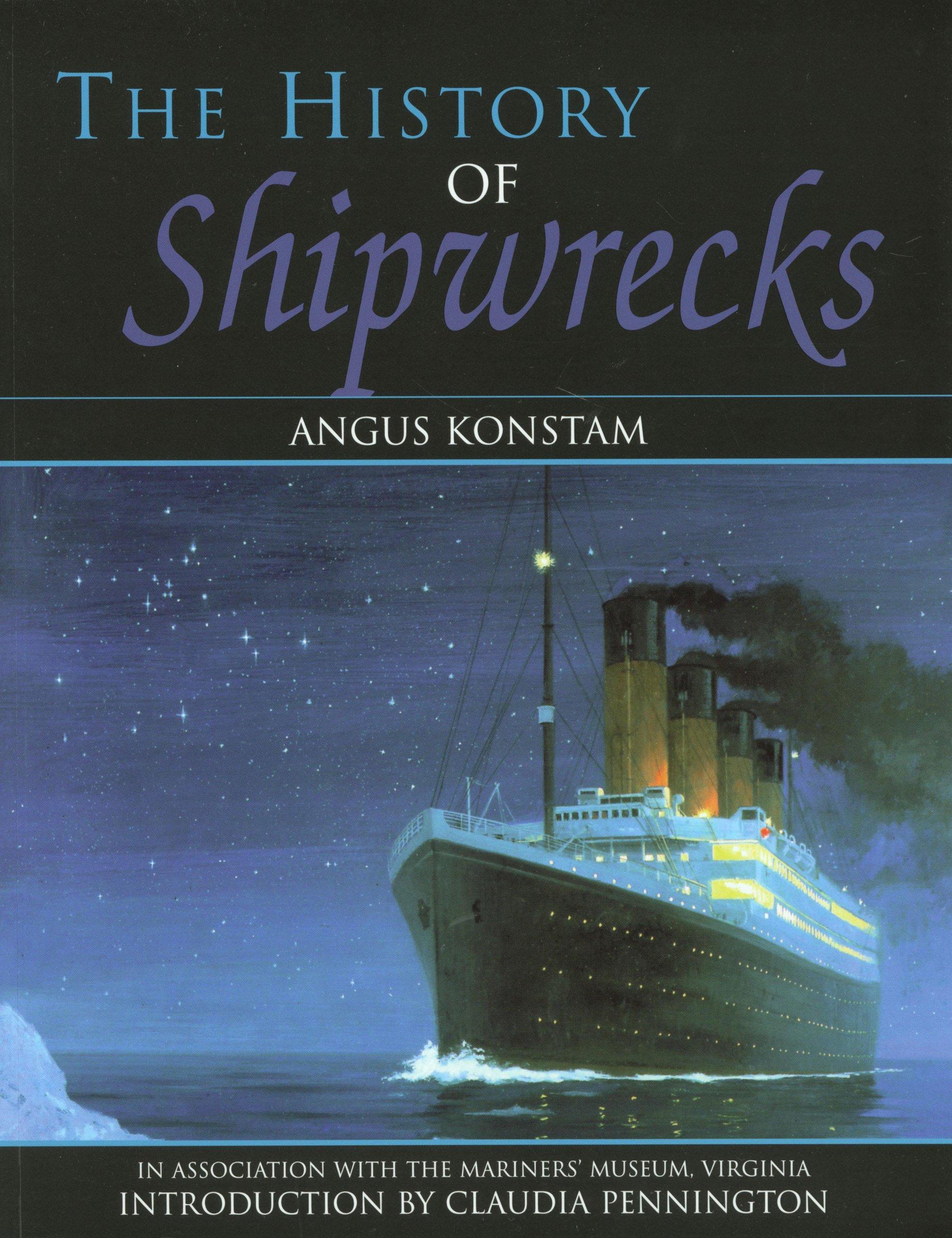 Read Online History of Shipwrecks pdf