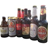 12 Item Gluten Free Lager Selection Pack with 5 pound voucher off your first full case order