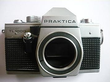 Praktica super tl 1000 spiegelreflexkameras : amazon.de: sport