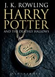 Harry Potter and the Deathly Hallows: Adult Edition (Harry Potter Adult Cover)