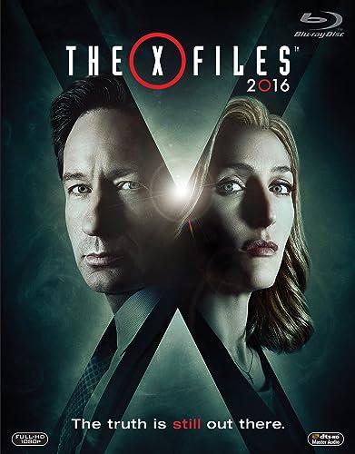 X-ファイル2016