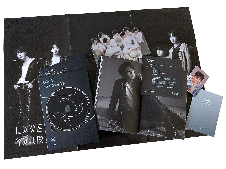 love yourself tear  BTS - Love Yourself: Tear -  Music