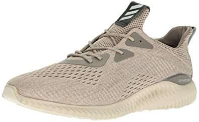 5eeacb00c4469 adidas Men's Alphabounce EM M Running Shoe, tech Earth, Clear Brown,  Crystal White, 10 M US