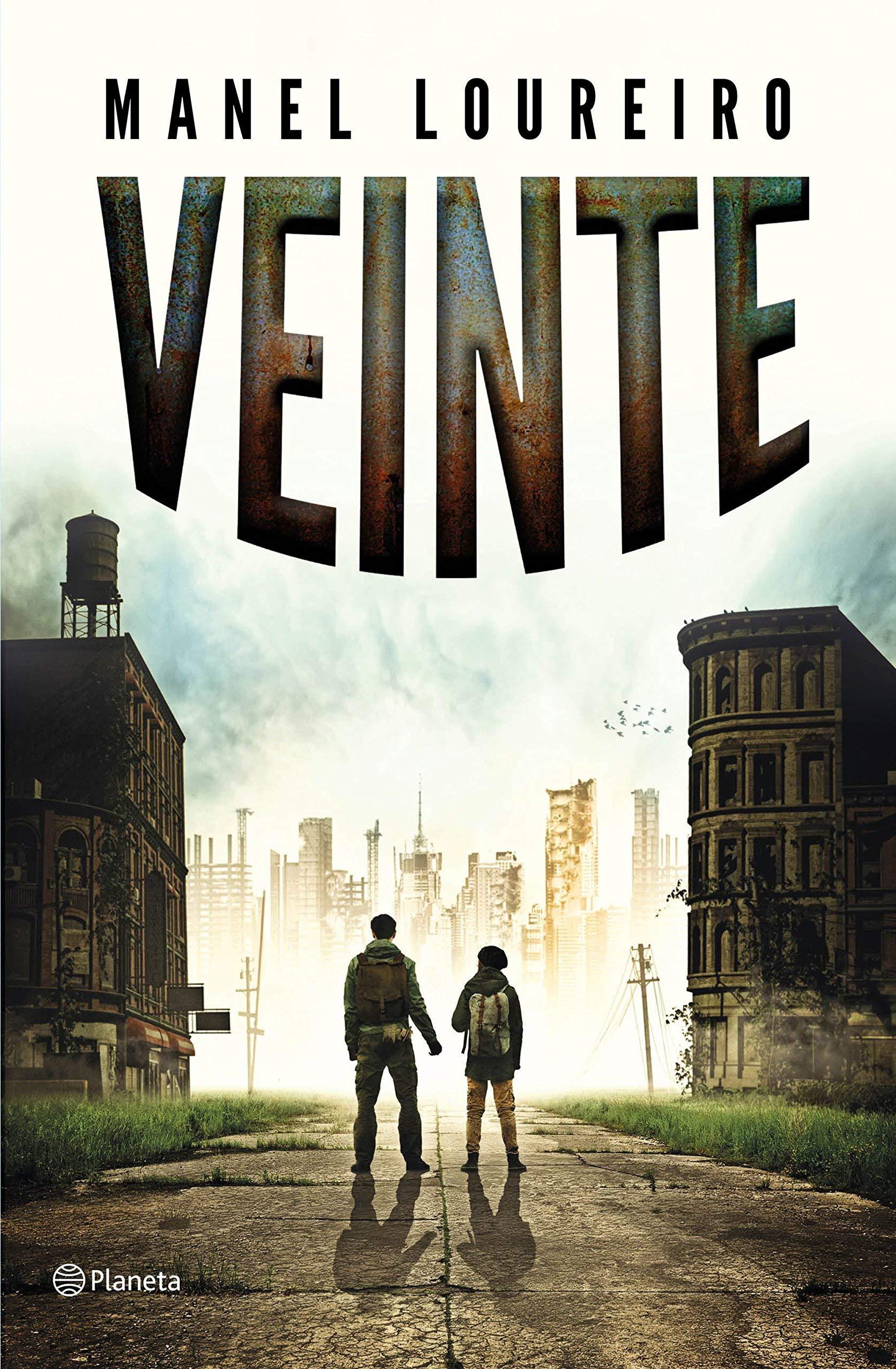 Veinte (Autores Españoles e Iberoamericanos): Amazon.es ...