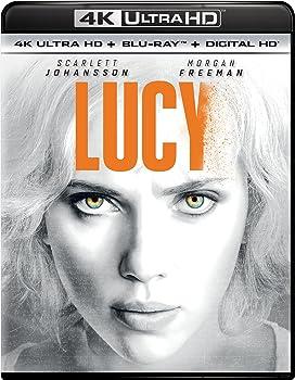 Lucy on 4K UHD Blu-Ray Digital HD
