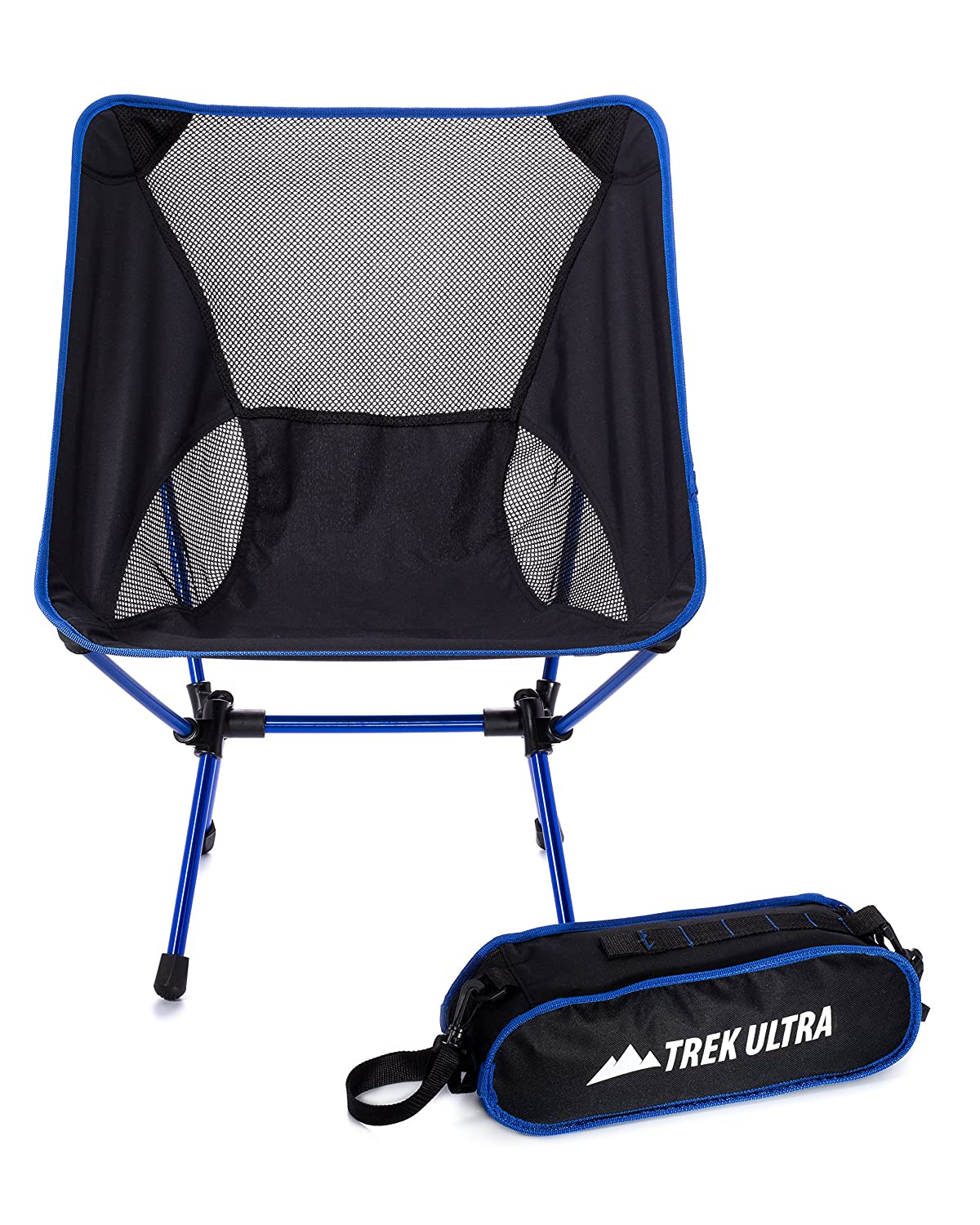 TrekUltra Camping Fold Up Chairs with Bag