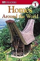DK Readers L1: Homes Around The World (Dk
