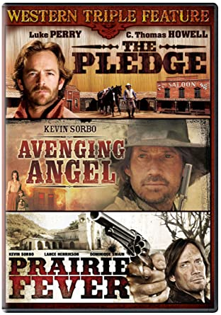 Image result for western triple feature the pledge