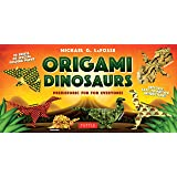 dinosaur origami dover origami papercraft john montroll