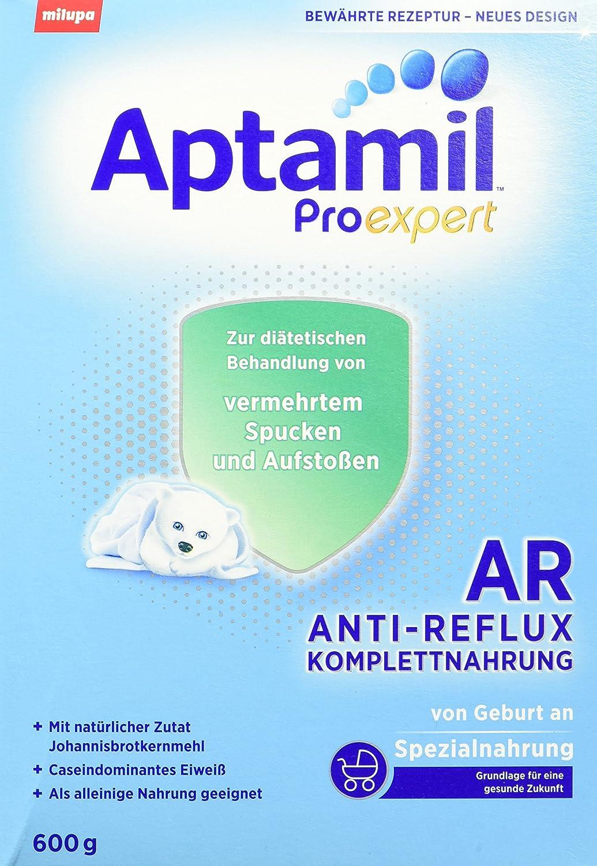 Aptamil Proexpert AR Komplettnahrung, 4er Pack (4 x 600 g) Milupa Nutricia GmbH 109440