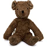 Senger Stuffed Animals - Teddy Bear - Handmade 100% Organic Toy (Brown - 12 Inches Tall)
