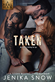 Taken (A Real Man, 21) (English Edition)