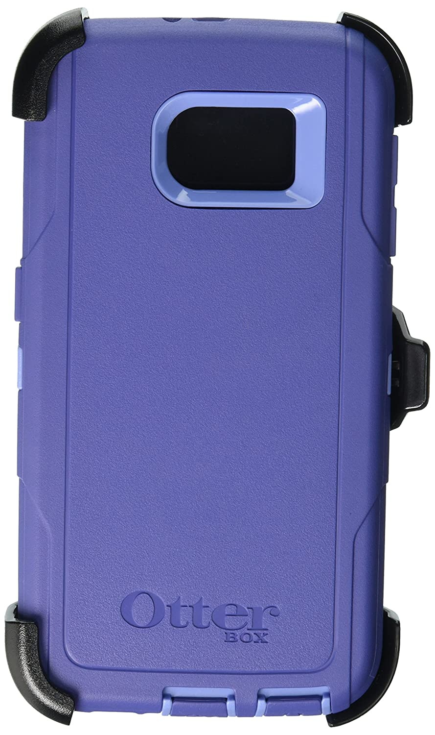 timeless design c1376 89e4c Otterbox Defender Series Case for Samsung Galaxy S6, Retail Packaging,  PURPLE AMETHYST