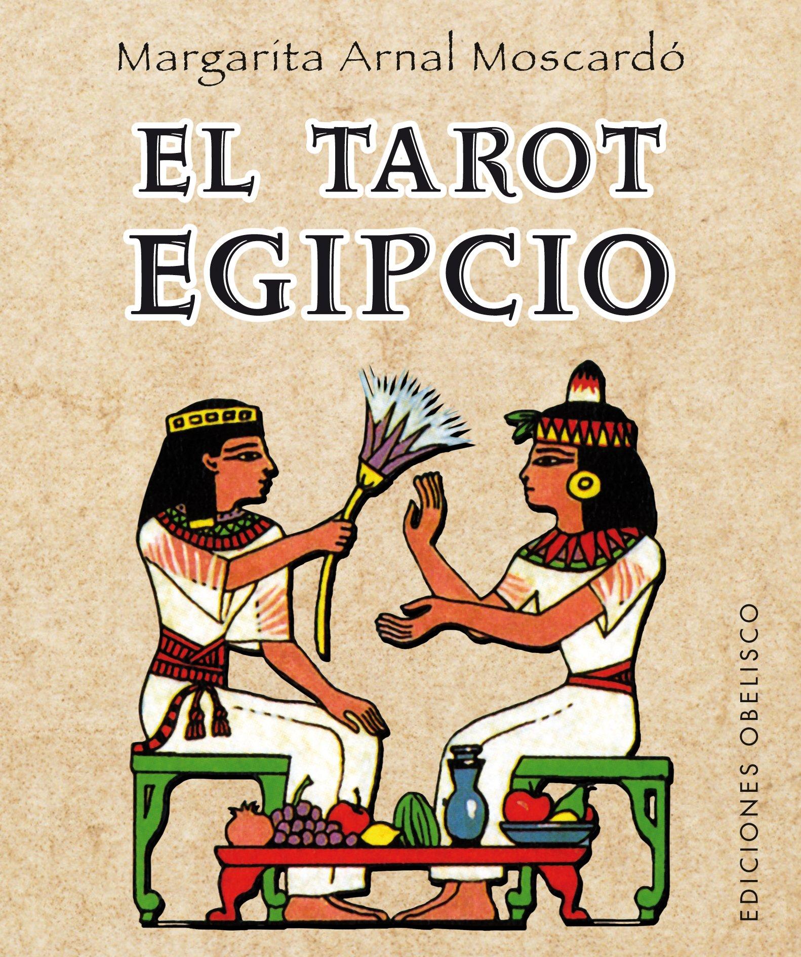 El tarot egipcio (Spanish Edition): Margarita Arnal ...