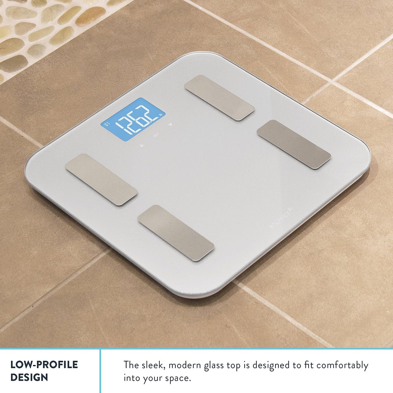 Amazon: Balance High Accuracy Digital Body Fat Scale, Accurate Health  Metrics, Body Fat Screenshots Quadratic Equation: