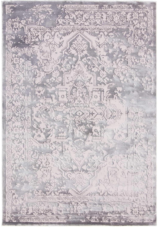 CarpetFine  Vintage Select Teppich 160x230 cm Grau - Vintage