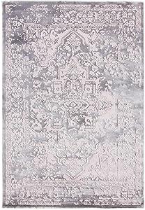 CarpetFine: Tappeto Vintage Select 160x230 cm Grigio - Vintage