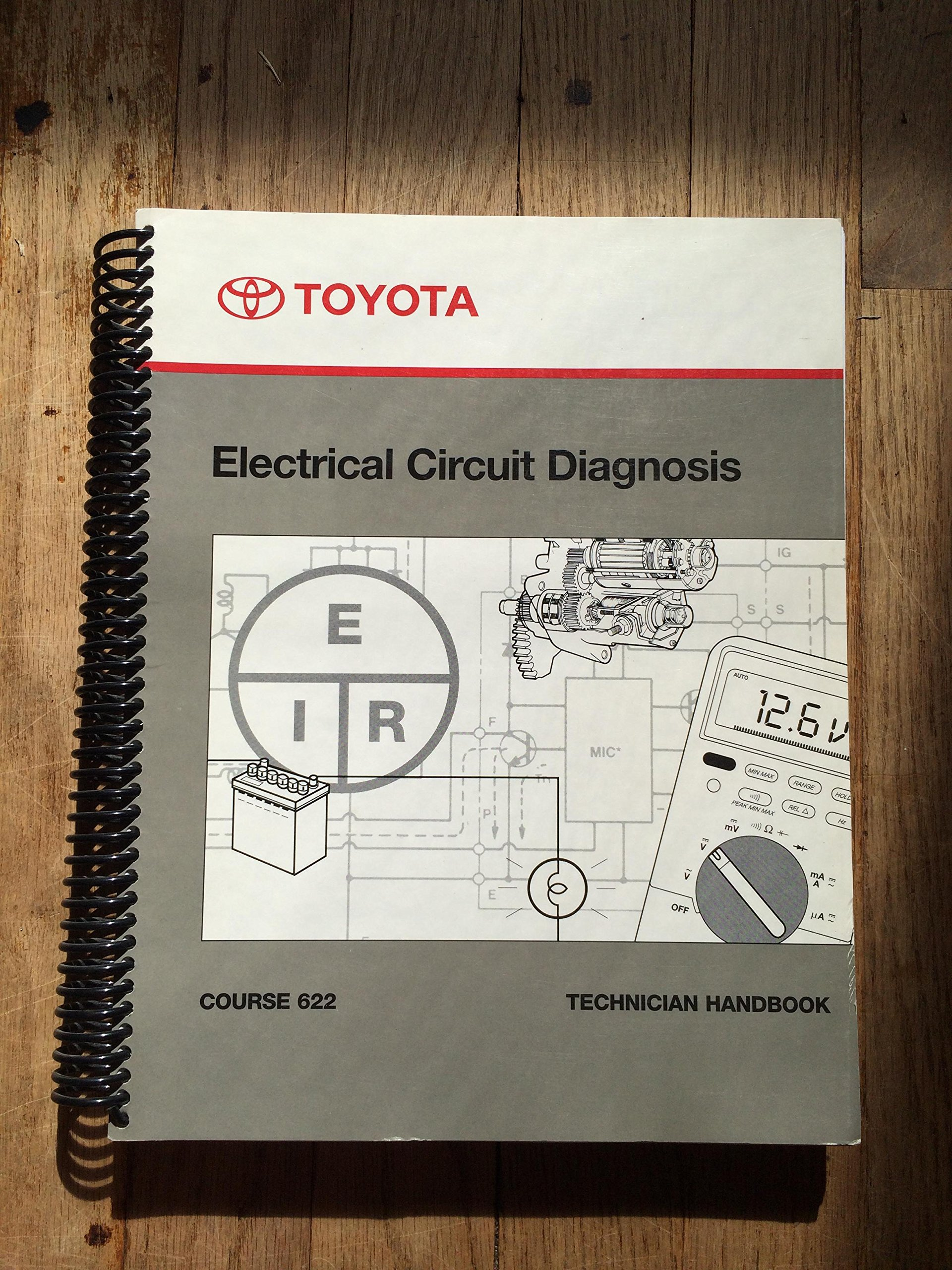 Awe Inspiring Toyota Electrical Circuit Diagnosis Technicians Handbook Course Wiring Digital Resources Aeocykbiperorg