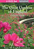 The Great Gardens of England Collection (6 DVD Set)