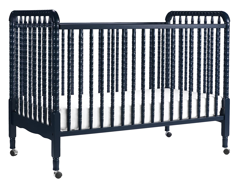 DaVinci Jenny Lind Stationary Crib, White M7391W