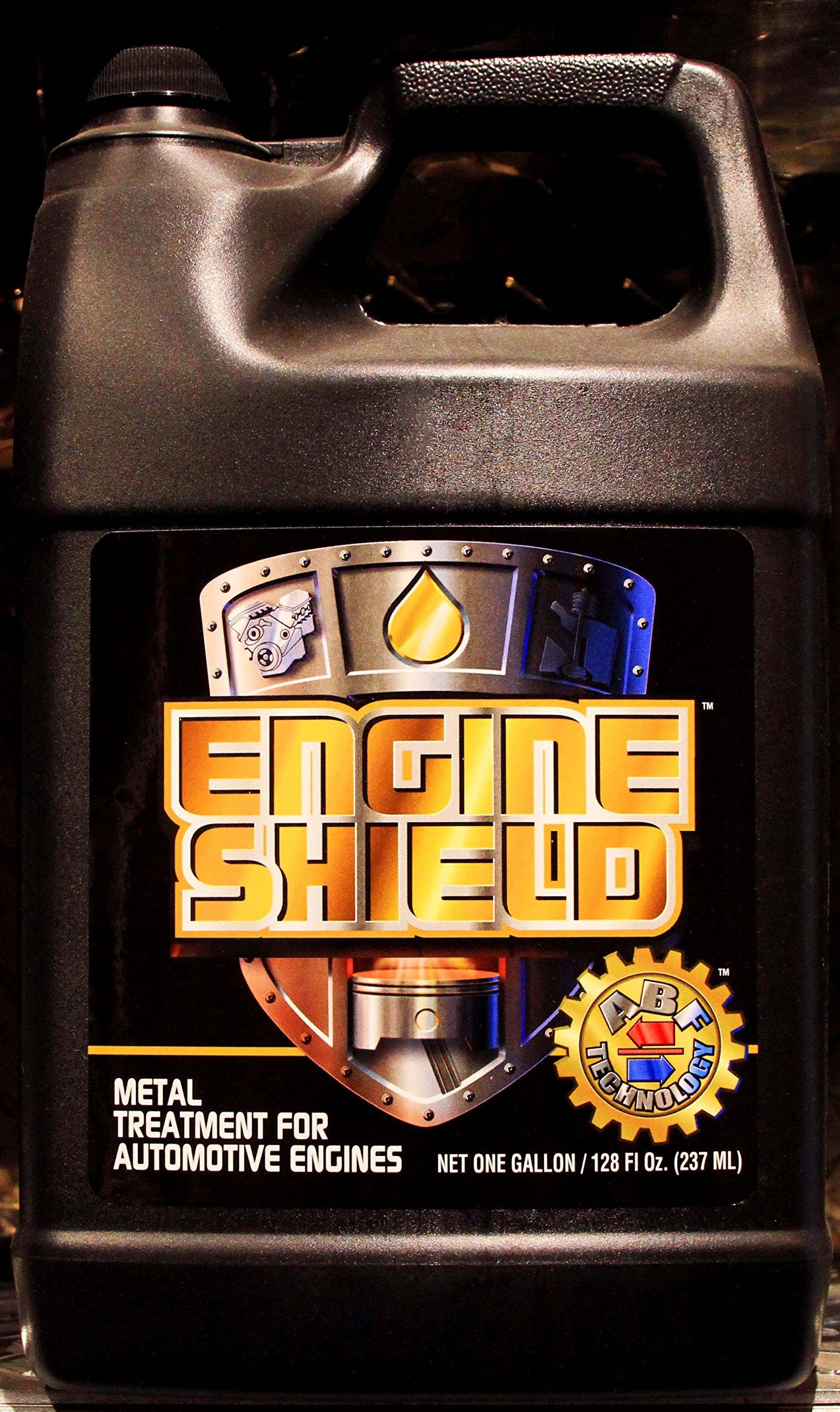 Steel Shield Engine Shield 128 Oz by Steel Shield