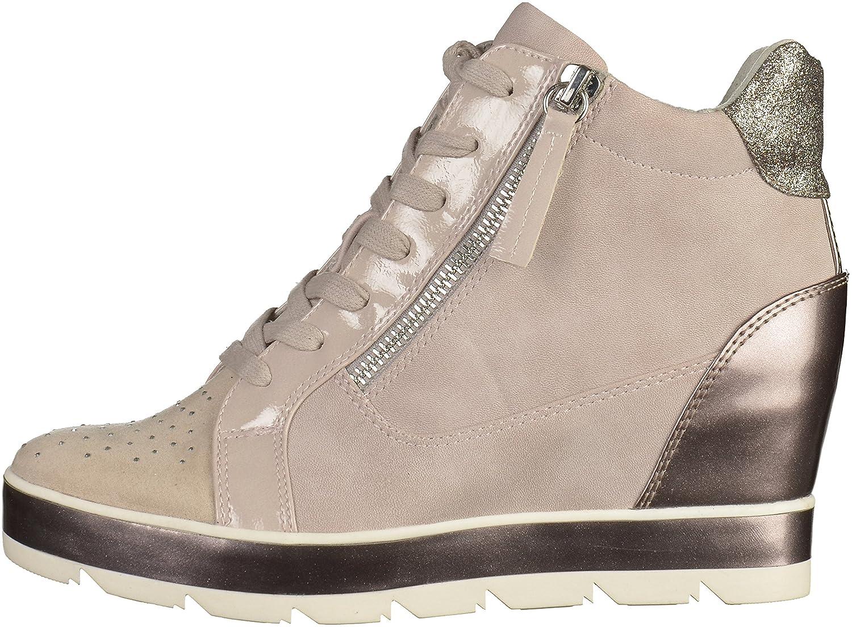 1-25202-38 Damen Sneakers Rosa, EU 41 Tamaris