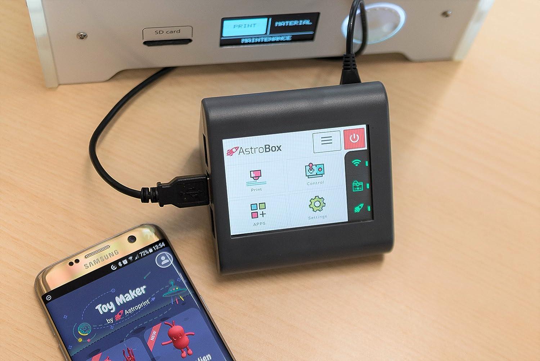 AstroBox Touch: Una potente pantalla táctil para tu impresora 3D ...