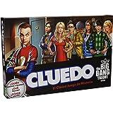 The Big Bang Theory - Cluedo, juego de mesa (Winning Moves 82844)